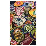 50 Plus Fire Department Patches