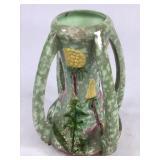 Duxer Porcelain Art Deco Majolica Style Vase