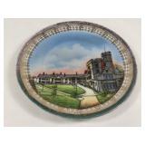 Princeton University Stafford Little Hall Plate