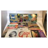 15+ 1950s Broadway & Other Records 33s