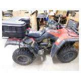 Honda Rancher 4 Wheeler ATV 350