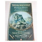 Commemorative Winchester Tin Sign