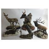5 Bucks Figurines