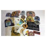 Hunting & Fishing Badges & Stickers