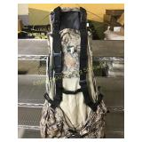 Natural Gear Shooting/Fishing Vest & Seat