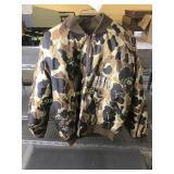 Columbia Sportswear Nylon Shooting Jacket