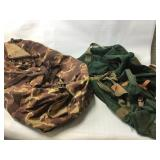Cabela & Dunn Large Canvas Duffle Bags