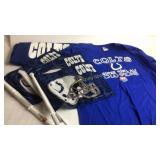 Indianapolis Colts Shirts & Car Window Flags