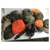 Hunting Hats, Suspenders & Gear