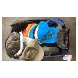 LARGE TOTE Full of Hunting & Outdoor Hats