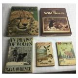 5 Books & Guides for Wild Animals & Birds