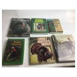 6 Turkey Hunting Books The Wild Turkey & More