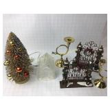 Glass Lighting Church Horns Tree Gates