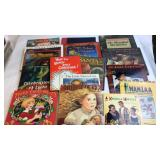 Lot of Several Holiday Books