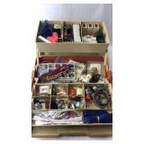 Tackle Box of Eletrical Hardward