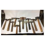 Lot of Specialty Hammers