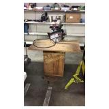 "10"" Craftsman Radial Arm Saw w/ Stand"