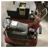 Craftsman 7.5 Gallon Air Compressor & other