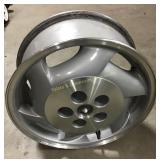 "17"" Steel Vehicle Rim"