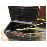 Large Tuff Bin Tool Box & Garden Tools