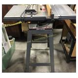 "Sears Craftsman 8"" Direct Drive Table Saw"