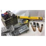 Animal Trap, Small Parts Organizer & More