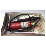Vintage Sears Solidox Solid Welding Torch Kit