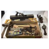 Antique Planers and Other Tools
