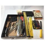 Lot of Various Tools & Hardware