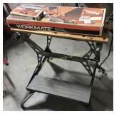 3 Black & Decker Workmate Items