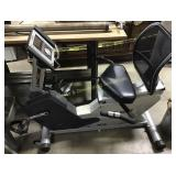 Lifecore Fitness 900rb Recumbent Excercise Bike