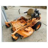 "Scag Turf Tiger 61"" ZTR Mower"