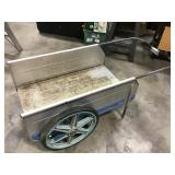Foldit Handled Two Wheel Yard Cart