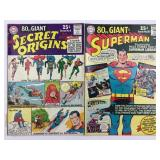 80pg Giant Edition Superman #183 Secret Origins #8