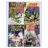 1966 King Comics Flash Gordon #1 #2 #3 #4