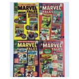 1964-1967 Marvel Tales #6 #7 #8 #9