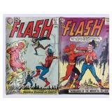 DC Comics The Flash #129 #137