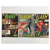 DC Comics The Flash #151 #170 #173