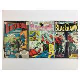 DC Comics Blackhawk #187 #207 #210