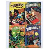Tower Comics T.H.U.N.D.E.R. Agents #6 #7 #8 #9