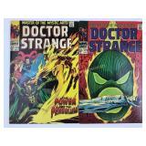 1968 Doctor Strange #173, 174