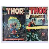 1966 The Mighty Thor #130 #131