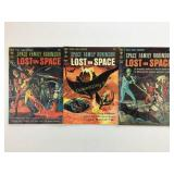 1966 Lost in Space Family Robinson #16 #17 #18