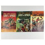 1966-67 Lost In Space Family Robinson #19 #20 #21