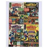 Marvel Comics Fantasy Masterpieces #3 #4 #5 #6