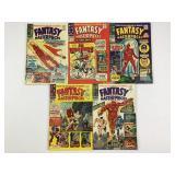 Marvel Fantasy Masterpieces #7 #8 #9 #10 #11