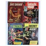 1966-67 Gold Key 1st Issues, 4 Comics