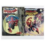 1968 The Spectacular Spider-Man #1 #2