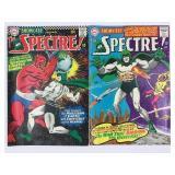 DC Comics The Spectre #60 #61