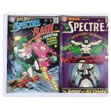 DC Comics The Spectre #64 #72